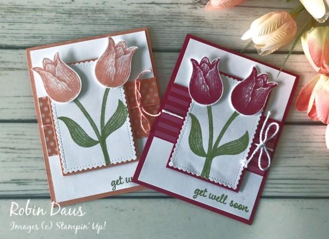 Timeless Tulips Get Well Robin Dais