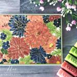 Ornate Garden Floral Stampin