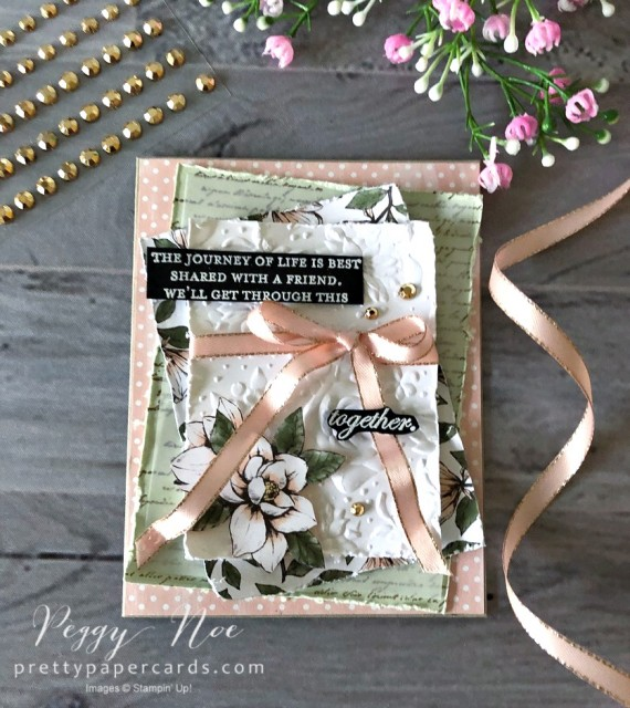 Magnolia Stampin' Up! Peggy Noe