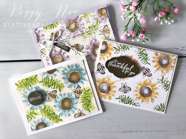 Painted Harvest Stampin' Up! Peggy Noe