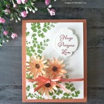 Positive Thoughts Card Stampin