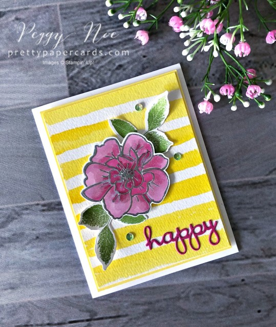 To a Wild Rose Stampin' Up! Peggy Noe (1)