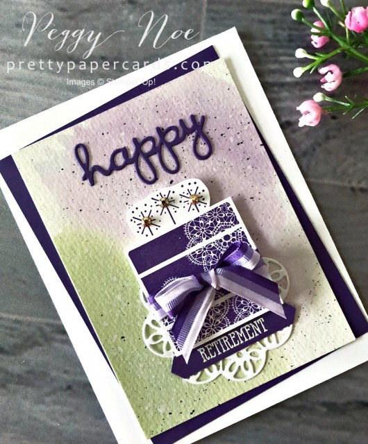 Wish for it All Reirement Card Peggy Noe