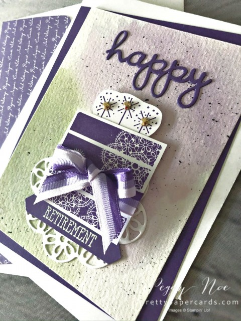 Wish for it All Reirement Card Pretty Paper Cards