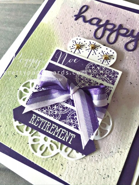 Wish for it All Stampin' Up! Peggy Noe
