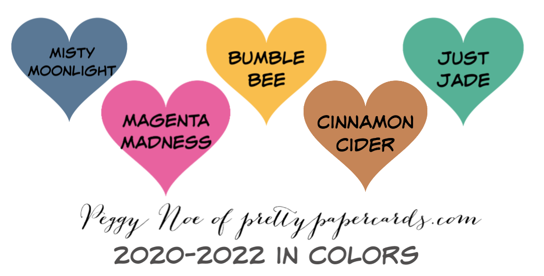 Preview of the NEW 2020-2022 In Colors!!