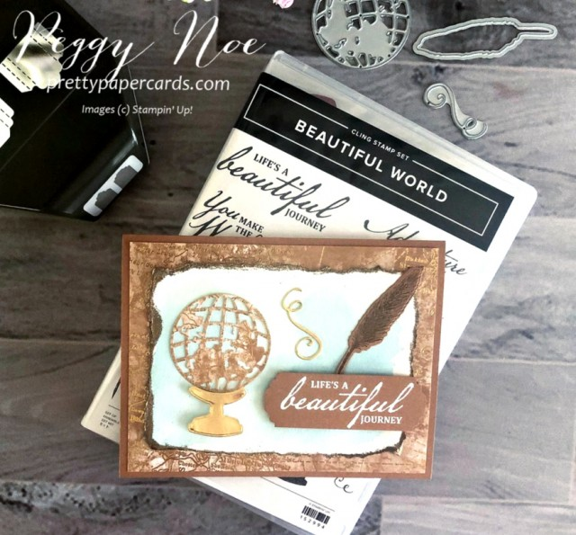 Beautiful World Bundle Pretty Paper Cards