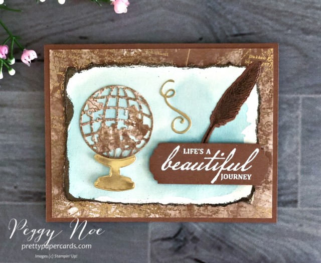 Beautiful World Journey Pretty Paper Cards