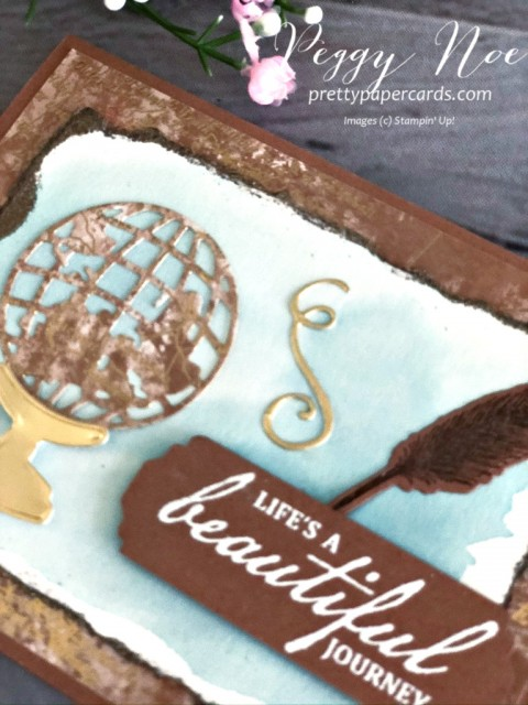 Beautiful World Stampin' Up! Peggy Noe