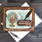 Beautiful World Stampin
