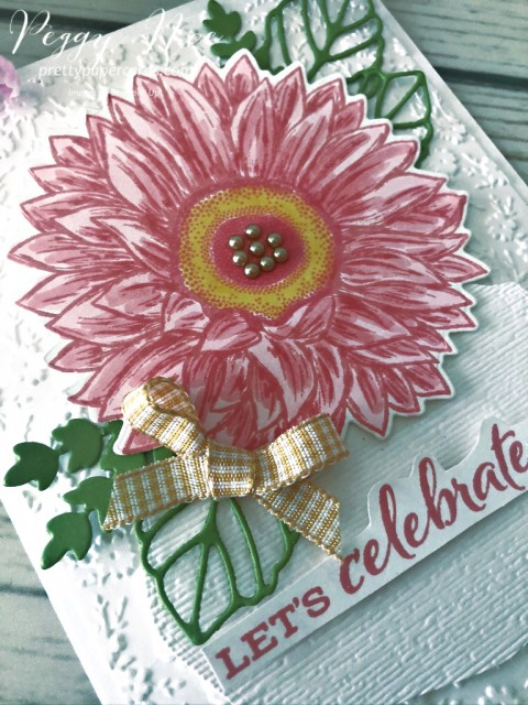 Celebrate Sunflower Stampin