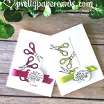 Crafting Forever Card Stampin