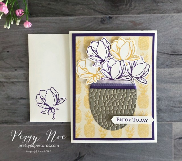 Good Morning Magnolia Stampin' Up! Pretty Paper Cards