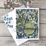 Hooray Forever Greenery Stampin
