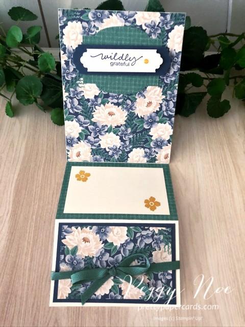 Lovely You Z Fold Card Peggy Noe