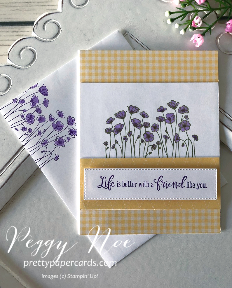 NEW VIDEO: Easy Painted Poppies Card!
