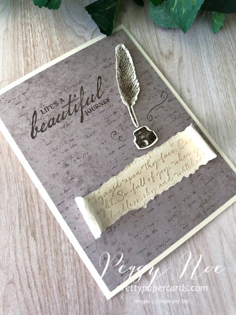 World of Good Stampin' Up! Peggy Noe