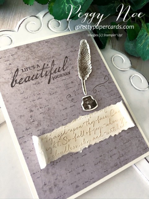 World of Good Stampin' Up! Pretty Paper Cards