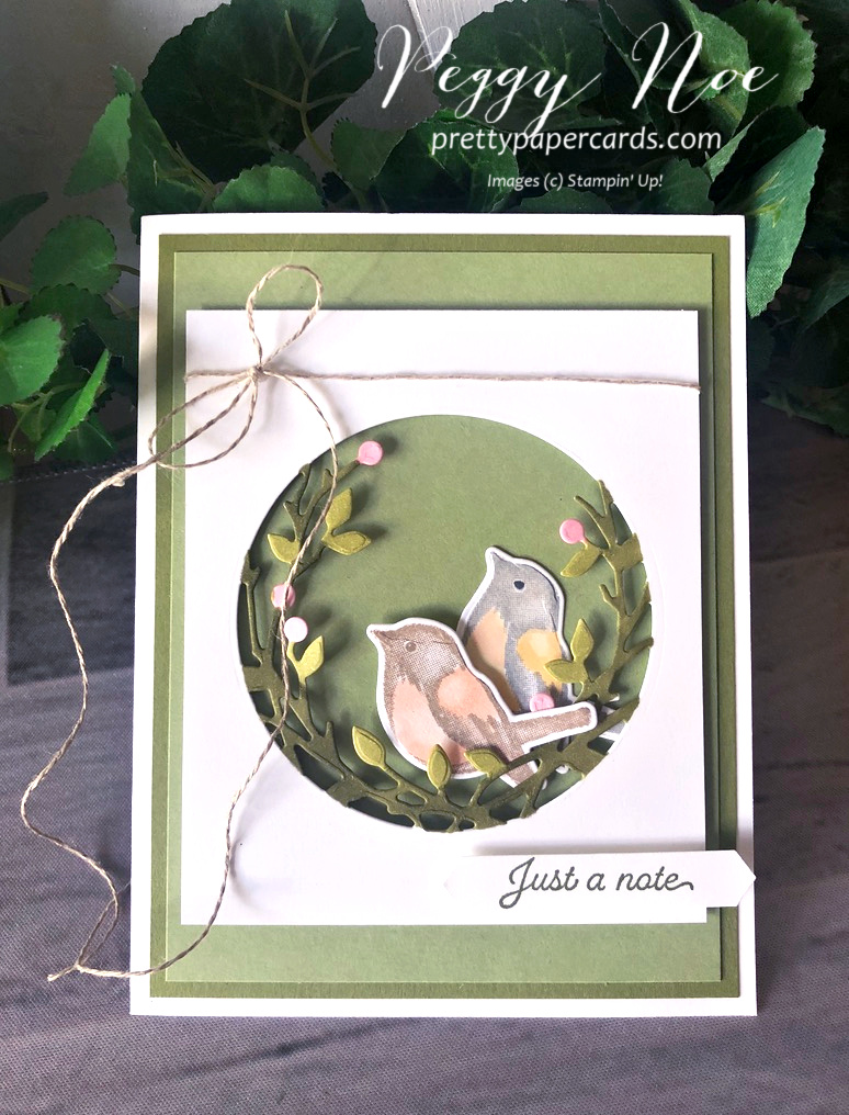 NEW VIDEO: Birds & Branches Card!