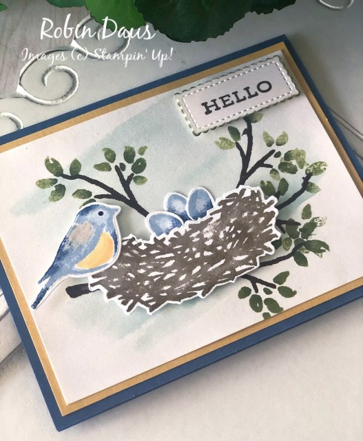 Birds&Branches RD Stampin' Up!