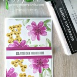 Gorgeous Posies Card Pretty Paper Cards