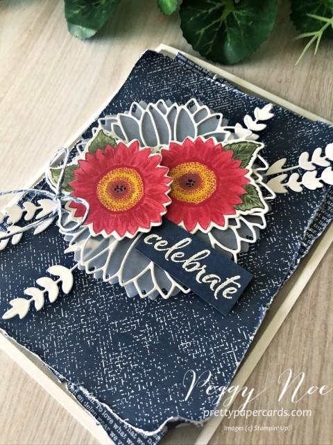July Celebrate Sunflowers Peggy Noe