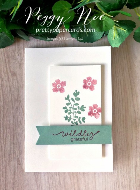 Lovely You Stampin' Up! Peggy Noe
