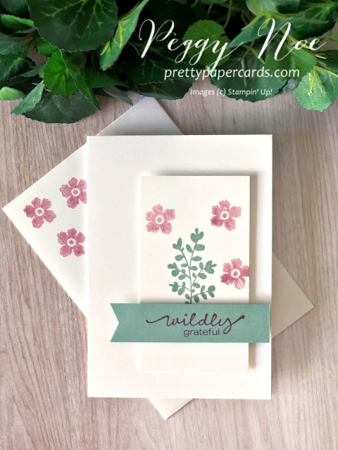Lovely You Stampin' Up! Pretty Paper Cards