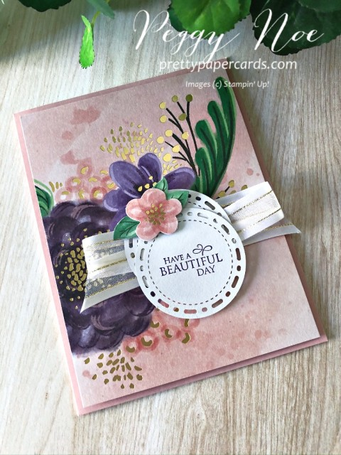 Posies Kit Pretty Paper Cards
