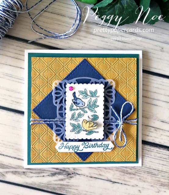 Posted for You Stampin' Up! Peggy Noe