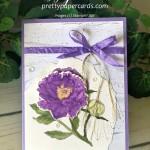 Prized Peony Card Stampin