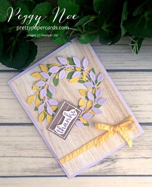 Arrange a Wreath Peggy Noe