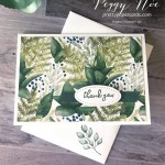 Forever Greenery Card Stampin