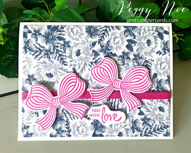 Gift Wrapped Stampin' Up! Peggy Noe