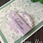 Lovely You Card Stampin