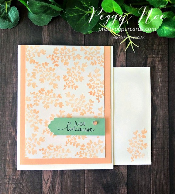 Lovely You Just Because Pretty Paper Cards