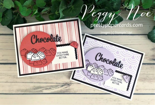 Nothing's Better Than Stampin' Up! Peggy Noe