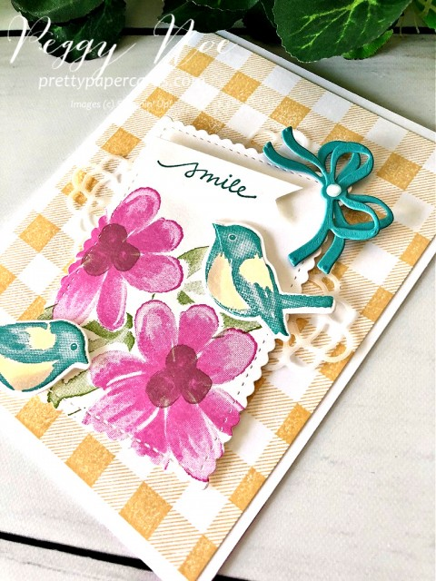 Stampin' Up! Gorgeous Posies Pretty Paper Cards