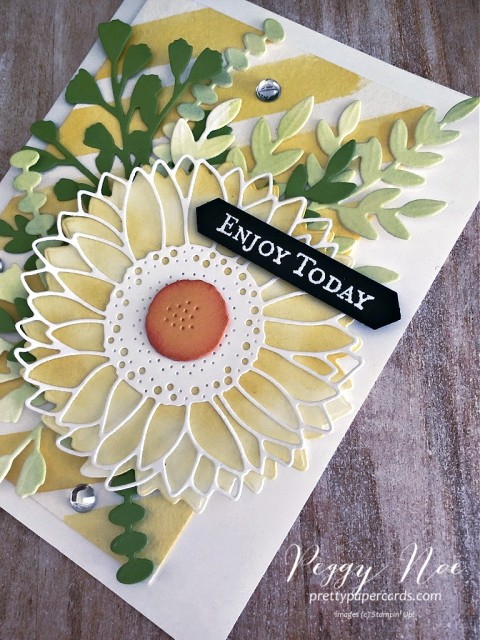 Sunflower Celebration Stampin' Up! Pretty Paper Cards