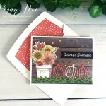 Autumn Greetings Cards Stampin