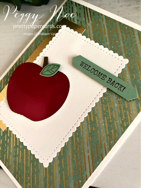 #harvesthellos #applebuilderpunch #peggynoe #prettypapercards #redapple #welcome back
