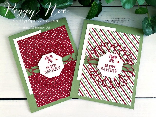 #warmhugs #holidaycard #Christmascard #sunflowerdies #peggynoe #prettypapercards #stampinup #stampingup
