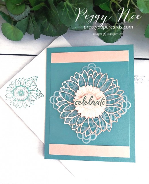 Celebrate Sunflowers Stampin' Up! Pretty Paper Cards