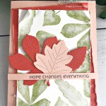Love of Leaves Stampin