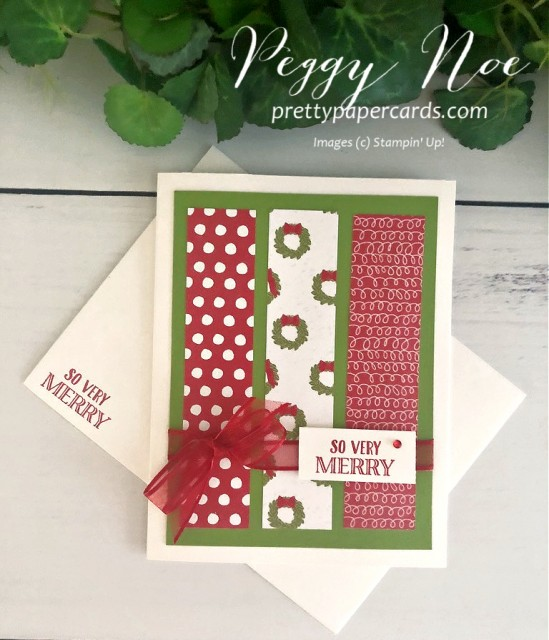 Warm Hugs Stampin' Up! Pretty Paper Cards