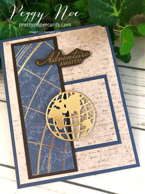 World of Good Card Stampin' Up! Peggy Noe