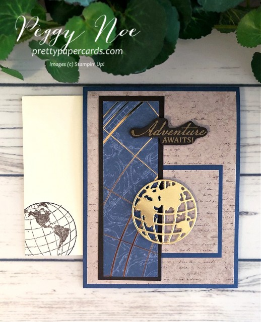 World of Good Card Stampin' Up! Pretty Paper Cards