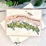 Curvy Celebrations Birthday Card Stampin