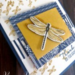 Handmade card using the Dandy Garden Suite by Stampin