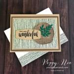 "Handmade ""You are Wonderful"